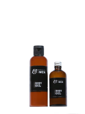 Body Oil for men