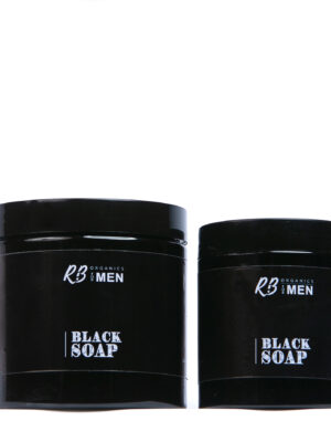 black soap paste for men