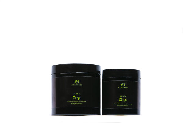 Black Soap for W